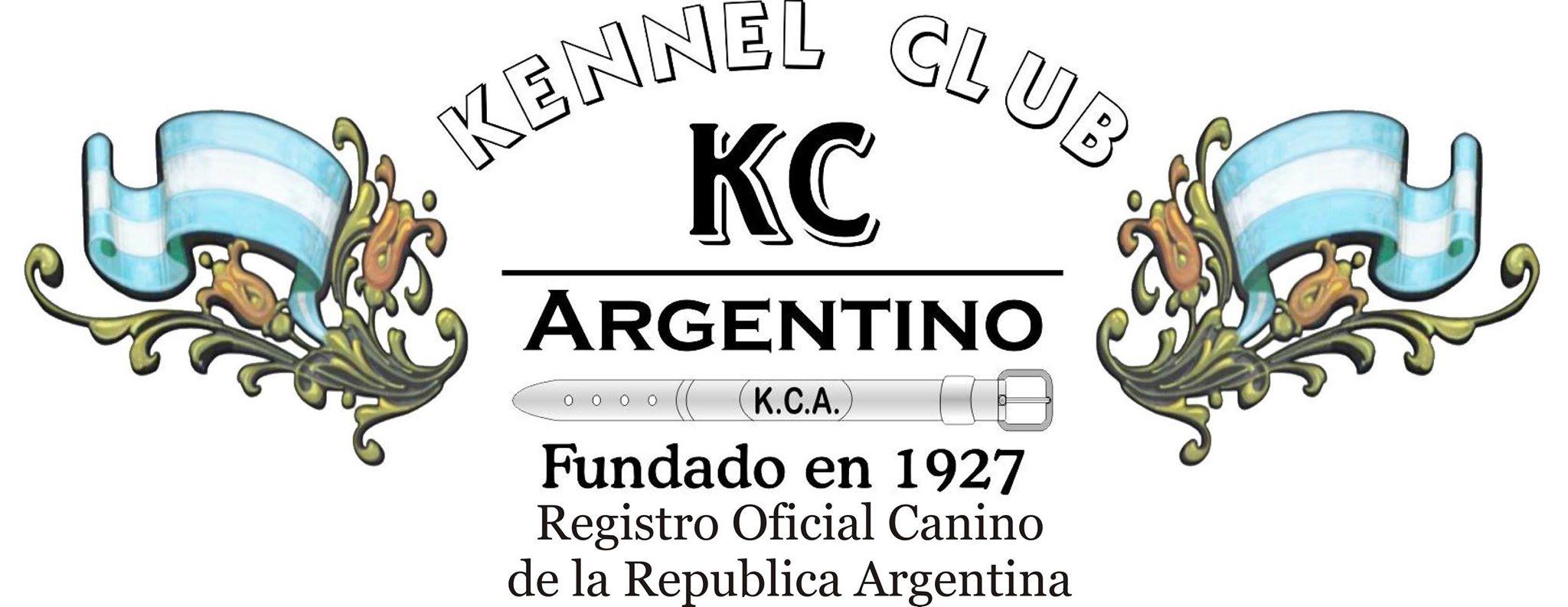 logo KCA, Oficial y Republica Argentina