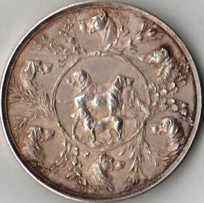 medalla r.p.k.c. frente