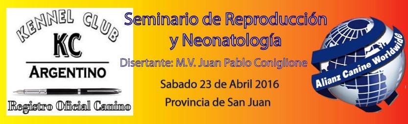 Seminario de Neonatología y Reproducción San Juan
