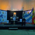 La Bandera Argentina en la Mundial de Alemania