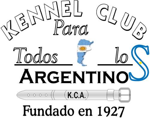servicio - logo kennel club argentino