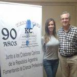 Nueva Delegada en Mendoza