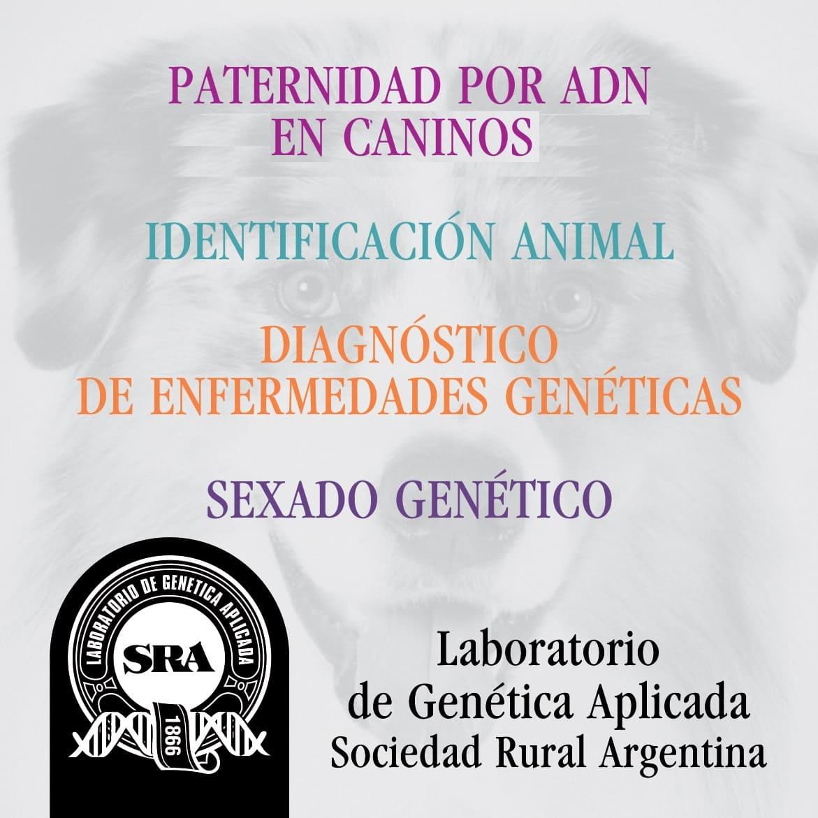 Laboratorio de Genética Aplicada Sociedad Rural Argentina